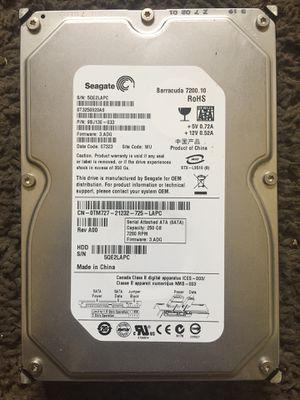 Seagate 250GB Sata HDD 7200RPM for Sale in Princeton, WV
