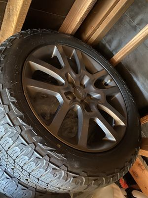 Jeep renegade 75th anniversary wheels for Sale in Rancho Santa Margarita, CA