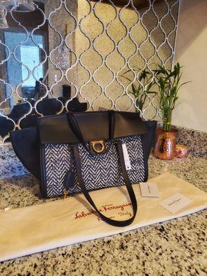 Gorgeous Authentic Salvatore ferragamo Bag for Sale in Alexandria, VA
