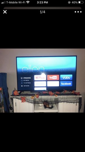 Smart Tv! Need to sell Today! for Sale in Phoenix, AZ