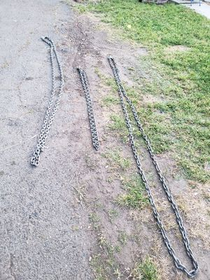 Tow Chain Heavy Duty for Sale in Martinez, CA