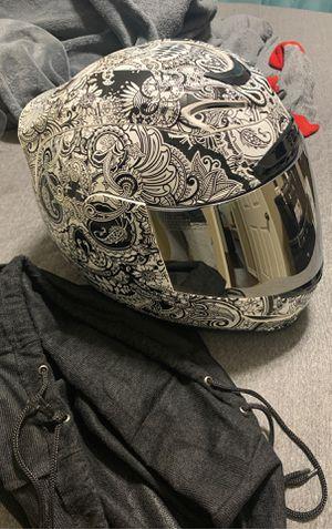Icon motorcycle helmet for Sale in Dallas, TX