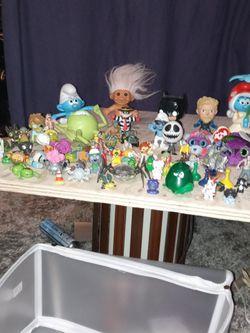 Lots Of Mini Toys for Sale in Modesto,  CA