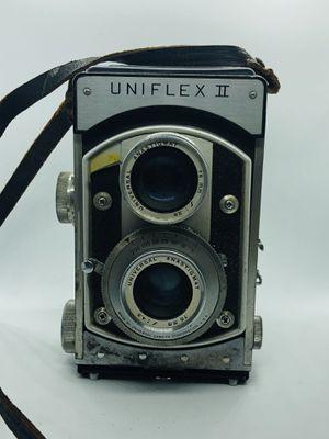 Universal Camera: Uniflex II Film Camera. Working for Sale in Cockeysville, MD