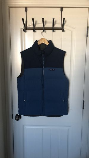 Patagonia 'Bivy' Reversible Down Vest for Sale in Brentwood, CA
