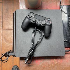 PS4 Slim 1 TB W/ Controller for Sale in Hialeah, FL