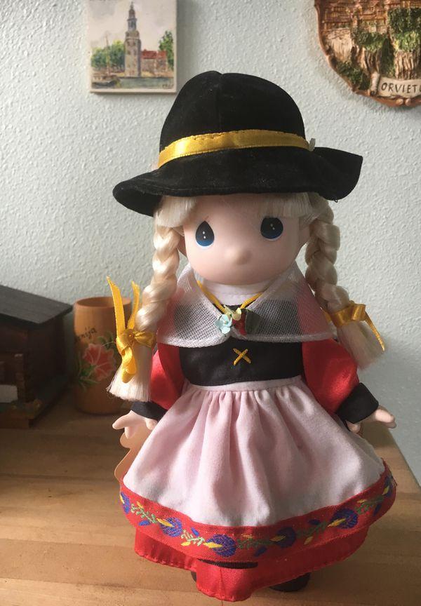 Precious moments German doll