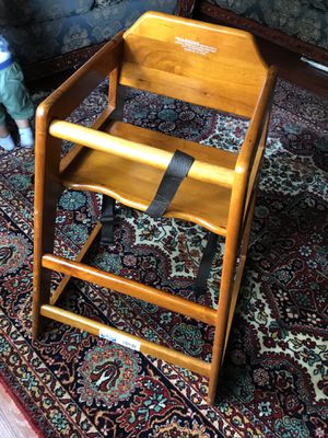 KIDS HIGH CHAIR for Sale in Crosby, TX