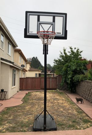 Basketball hoop good condition $125 must have truck to pick up for Sale in Richmond, CA