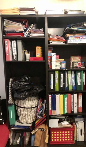 Black Bookcases / Open Display Shelves for Sale for Sale in Hollywood, FL