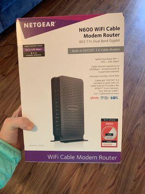 Internet modem for Sale in Denver, CO