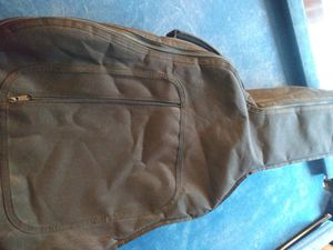 Great condition used Guitar bag soft for Sale in Playa del Rey, CA