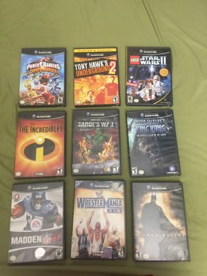 Juegos para gamecube for Sale in Hialeah, FL