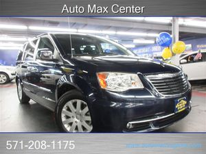 2012 Chrysler Town & Country for Sale in  Manassas, VA