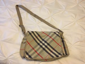 Burberry diaper bag for Sale in New York, NY
