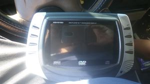 Portable dvd player for your car for Sale in Rancho Palos Verdes, CA