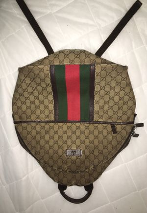 Original gg canvas backpack for Sale in Beaumont, TX
