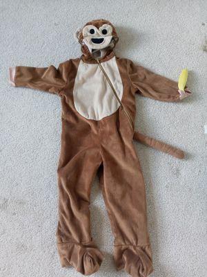 Monkey costume 2-3T for Sale in Warrington, PA