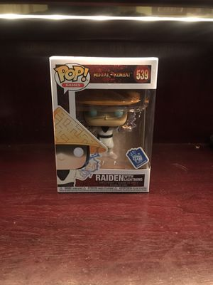Raiden Gamestop Exclusive Funko Pop for Sale in Elk Grove, CA