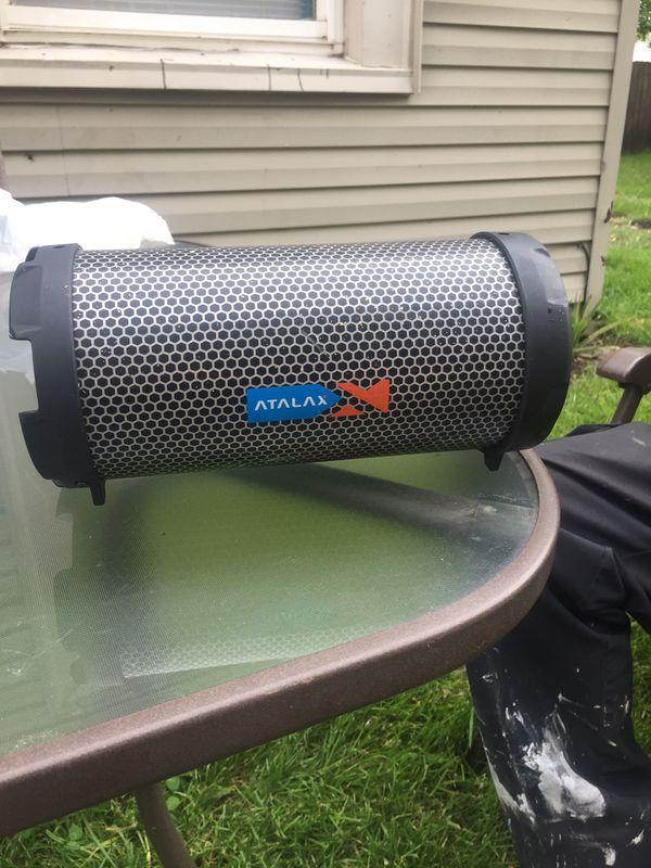 Bluetooth speaker stereo