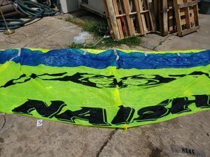 Naish kiteboard kite parachute AR-2 11.5 designed by Don Montague for Sale for sale  Lakeland, FL
