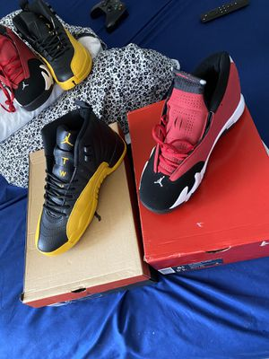 Jordan's 12s and 14s 6.5 brand new for Sale in Fort Worth, TX
