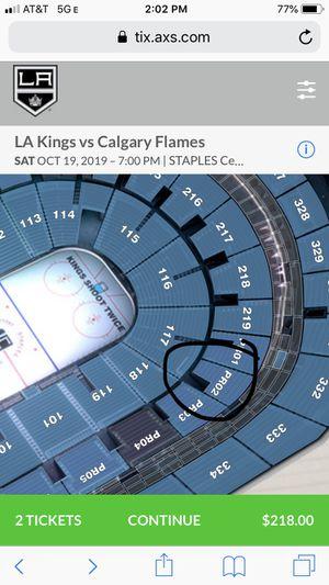 LA Kings tickets for Sale in Rialto, CA