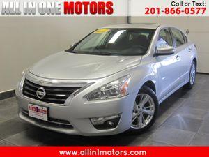 2015 Nissan Altima for Sale in North Bergen, NJ