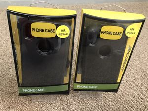 IPHONE Hard Case,X-MAX(6.5) & XR(6.1) for Sale in Denver, CO