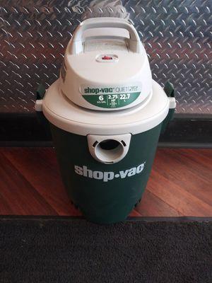 Shop vac 6 gal Quiet Plus for Sale in Toledo, OH
