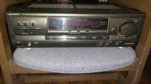 Technics. Av control stereo receiver sa-ex310 for Sale in San Luis Obispo, CA