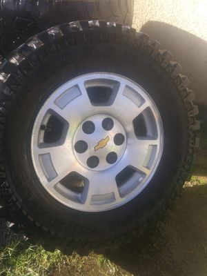 2010 chevy rims for Sale in McFarland, CA