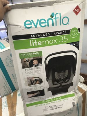Evenflo embrace select car seat for Sale in San Bernardino, CA