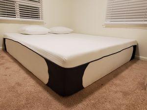 DynastyMattress 14.5-Inch Memory Foam Gel-Infused Mattress w/Free Pillows for Sale in Seattle, WA