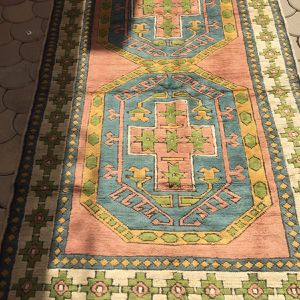 Hand Made Turkish Rug Pure Wool for Sale in Tavares, FL