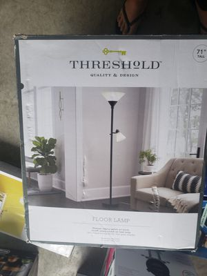 """71"""" tall floor lamp for Sale in Columbus, OH"""