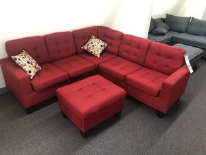 Only $50 Down! New Modular Sectional. Carmine. Free Delivery! for Sale in Ontario, CA