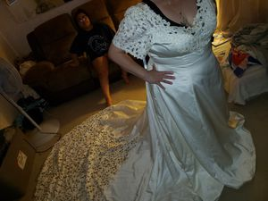 David's Bridal wedding dress for Sale in Quincy, MA