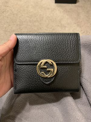 Authentic Gucci wallet for Sale in Garden City, MI