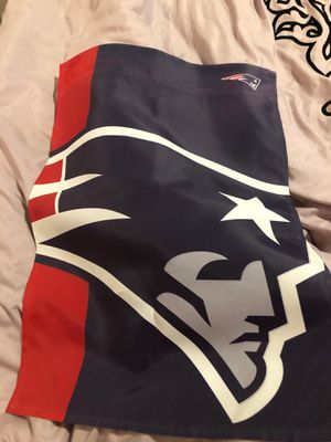 New England Patriots flag for Sale in Citrus Heights, CA