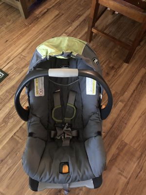Chicco car seat for Sale in Beaufort, SC
