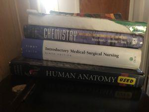 Medical nurse books for Sale in Pomona, CA