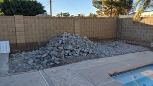 FREE Broken Up Cement for Sale in Tempe, AZ