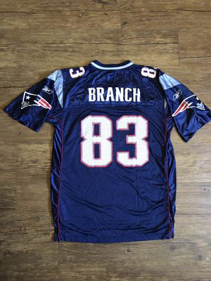 Dion Branch New England Patriots reebok NFL Jersey for Sale in Tempe, AZ