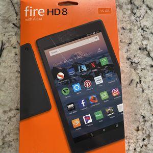 fire HD 8 16 GB for Sale in Dallas, TX