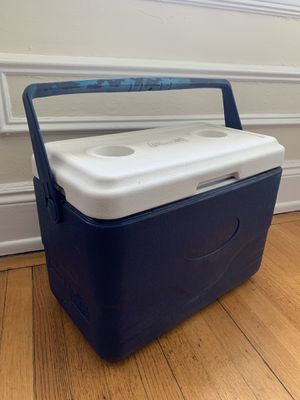Cooler (Coleman, Navy Blue) for Sale in Boston, MA