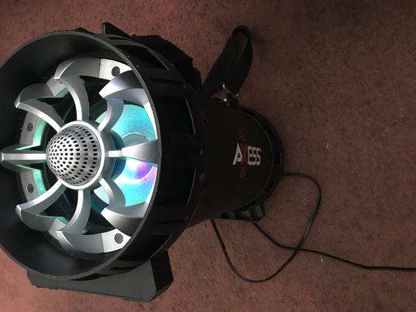 AXESS Portable Loud Speaker