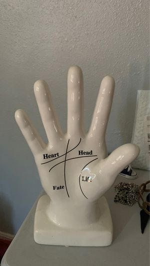 Decorative Palm Readers Hand for Sale in Norwalk, CA