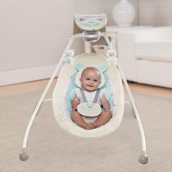 Baby swing/ baby rocker