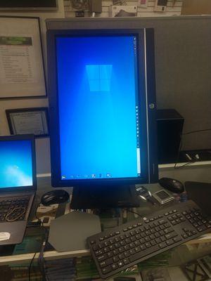 HP Compaq elite 8300 touch computer ,i5 cpu windows 10 for Sale in Chicago, IL